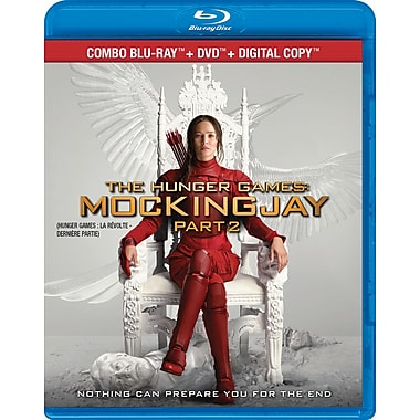 The Hunger Games: Mockingjay Part 2 (Blu-ray/DVD)