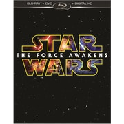 Star Wars - Le réveil de la force (Blu-ray/DVD)