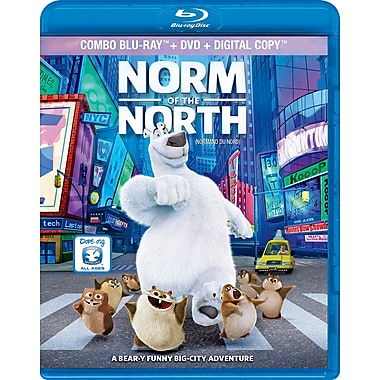 Normand du nord (Blu-ray/DVD)