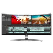"LG (34UC98-W) 34"" Class 21:9 UltraWide® WQHD IPS Thunderbolt™ Curved LED Monitor"
