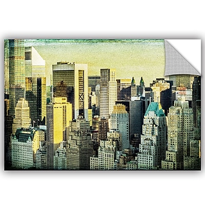 ArtWall Richard James Midtown II Wall Mural; 32'' H x 48'' W
