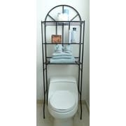 ATH Home Contemporary Free Standing 23.2'' W x 69'' H Over the Toilet Storage