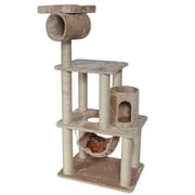Majestic Pet 62'' H Casita Fur Cat Tree