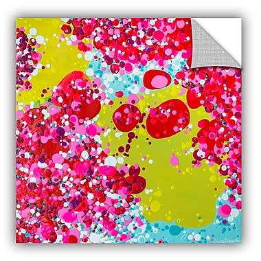 ArtWall Claire Desjardins Bag of Candy Wall Mural; 14'' H x 14'' W