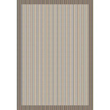 Dynamic Rugs Veranda Brown Indoor/Outdoor Area Rug; 2' x 3'7''