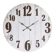 Creative Co-Op Grange 36'' Wall Clock
