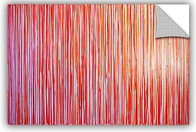 ArtWall Claire Desjardins Date Night Wall Mural; 16'' H x 24'' W