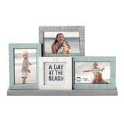 Prinz Sandy Shores Mantel Collage Picture Frame