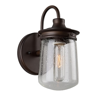 Artcraft Lighting Nostalgia 1-Light Wall Sconce