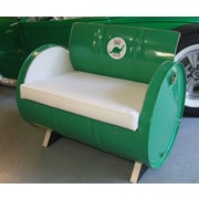 Drum Works Furniture Sinclair Gasoline Armchair