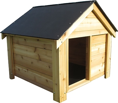 InfiniteCedar The Ultimate Dog House