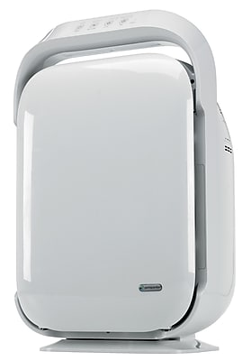 GermGuardian AC9200WCA Hi-Performance True HEPA Ultra-Quiet Air Purifier System with UV-C , Allergy and Odor Reduction