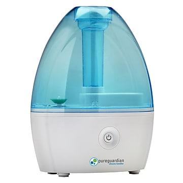 PureGuardian H910BL 14-Hour Nursery Ultrasonic Cool Mist Humidifier