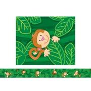 Carson-Dellosa Monkeys Straight Border (36 x 3)