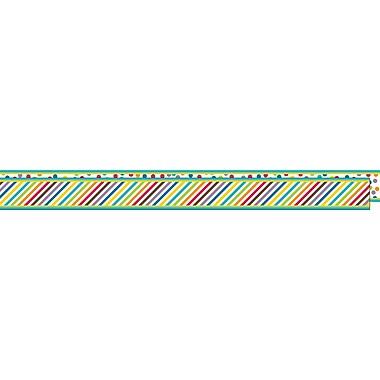 Carson-Dellosa Colour Me Bright Straight Borders, 12/Pack (CD-108187)