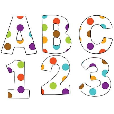 Carson-Dellosa Calypso EZ Letters, 76 Pieces (CD-130042)