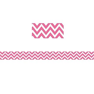 Creative Teaching Press Pink Chevron Border (35 x 3)