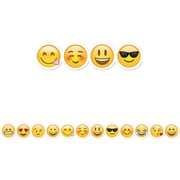Creative Teaching Press 35' Emojis Border, 12/Pack (CTP0193)