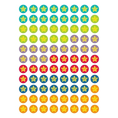 Creative Teaching Press Bright Stars Hot Spot Stickers, 880/Pack (CTP7146)