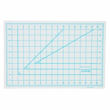 Elmer's® X-ACTO® Self Healing Mat, Translucent White (ELMX7765)