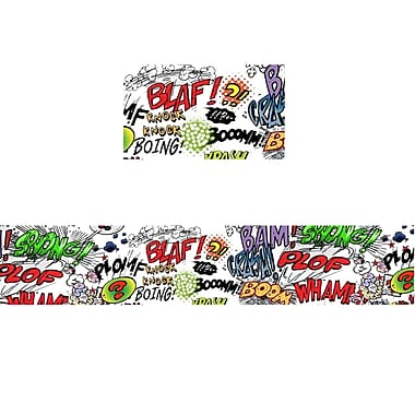 Edupress Comic Craze Spotlight Border (39 x 3)