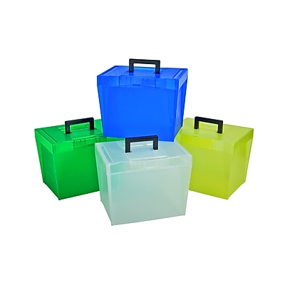 Tops Products Pendaflex® Frosted File Box, Holds a variety of sizes (ESS20881)