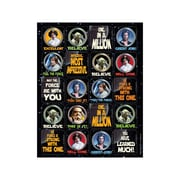 Star Wars Stickers, Pack of 120 (EU-658101)