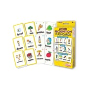 Word Recognition Flash Cards for ages 4+, 1 pack of 162 cards