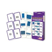 Multiplication Flash Cards for ages 6+, 1 pack of 162 cards (JRL206)