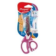 "Maped USA Zenoa Fit Scissors, Blunt Tip, 5"",Assorted Colors, 12 packs of 1 (MAP670220)"