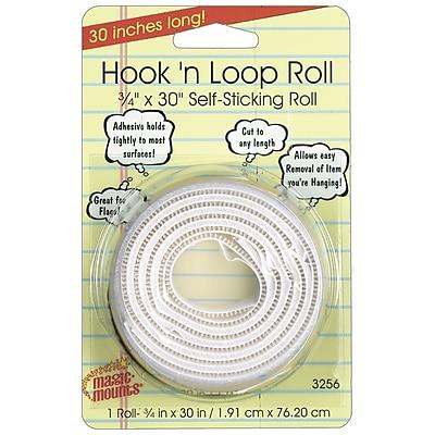 Miller Studio Hook 'n Loop Mounting Roll, 3/4
