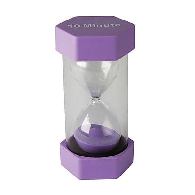 Teacher Created Resources Large Sand Timer, 10 Minute (TCR20675)