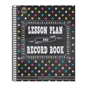 Teacher Created Resources Chalkboard Brights Lesson Plan and Record Book  (TCR3716)