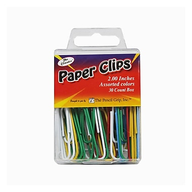 The Pencil Grip Jumbo Paper Clips, 2
