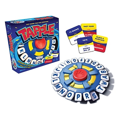 USAopoly Tapple® Fast Word Fun For Everyone! (USATL097000)