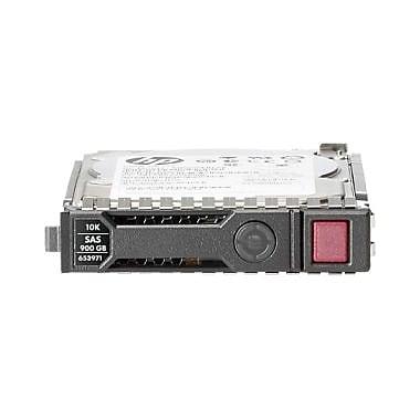 HP – Disque dur interne, 2 To, 3,5 po, SAS, 7200, paquet de 4 (E7W89A)