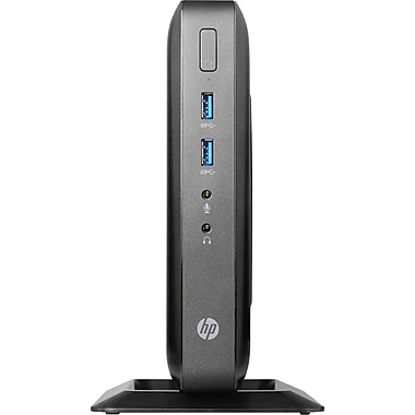 HP® t520 V2V46UT#ABA AMD GX-212JC 8GB Windows 10 Thin Client