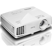 BenQ MX525A WXGA 3D Ready DLP Projector, White