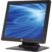 "ELO E683457 Multifunction 17"" LED LCD Desktop Touchmonitor, Black"