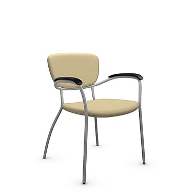 Global® (3365 IM70) Caprice Guest & Reception Chair, Imprint Fabric