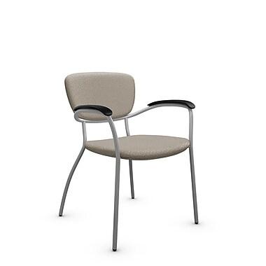 Global® (3365 MT20) Caprice Guest & Reception Chair, Match Desert Fabric