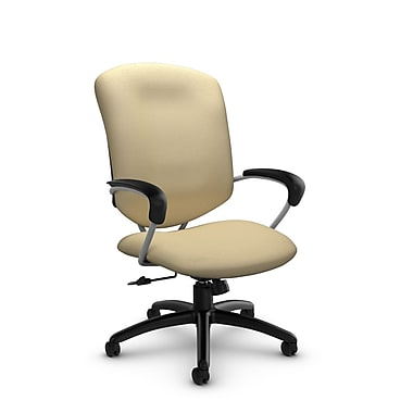 Global® (5330-4 IM70) Supra High Back Tilter Office Chair, Imprint Fabric