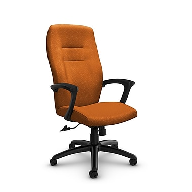 Global 5090 4 Mt23 Synopsis High Back Tilter Office Chair Match