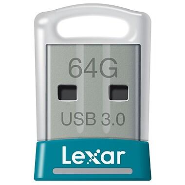 Lexar™ - Clé USB 3.0 JumpDrive S45, 64 Go (LJDS45-64GABNL)