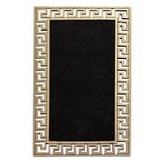 Modern Homes – Tapis Mosaic Mantle (22102), 30 x 18 po, bronze