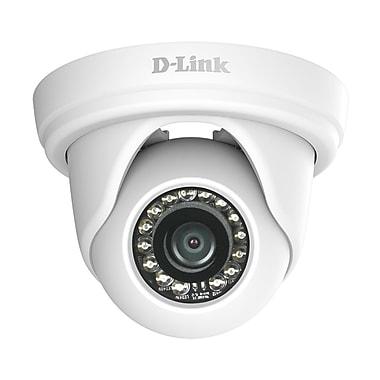 D-Link – Caméra mini dôme PoE pleine HD extérieure, Vigilance (DCS-4802E), 2 MP