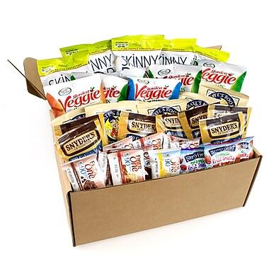 snacks cookies nuts protein bars healthy office snacks staples