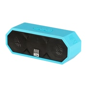Altec Lansing Jacket H2O iMW457 Bluetooth Speaker, Aqua Blue by