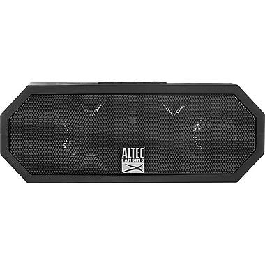 Altec Lansing® Jacket H2O iMW457 Bluetooth Speaker, Black