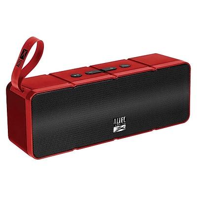 Altec Lansing® Dual Motion iMW140 Bluetooth Speaker, Red